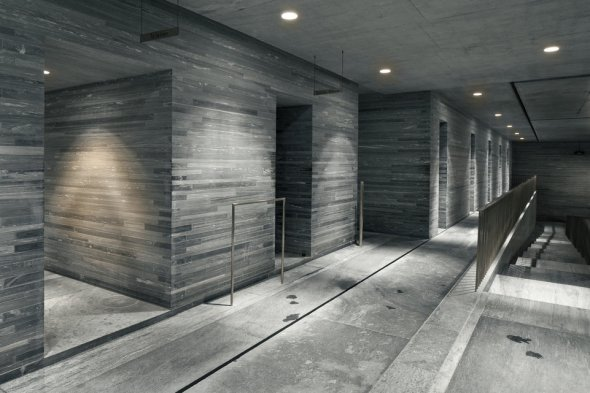 Therme Vals (15-11-2011) - Peter Zumthor (1996)