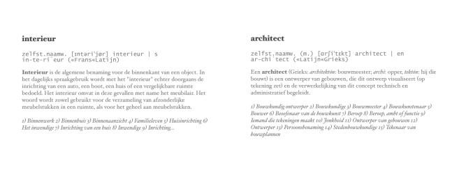 interieur architect new